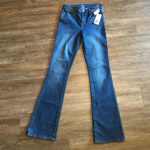 "Old Navy Jeans - NEW Old Navy Sculpt Flare, 4 TALL 36.5"" inseam"